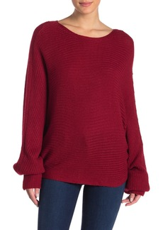 Romeo & Juliet Couture Long Sleeve Knit Sweater