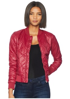 Romeo & Juliet Couture Padded Bomber Jacket