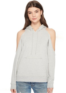 Romeo & Juliet Couture Cold Shoulder Hoodie