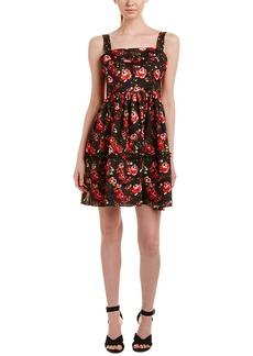 Romeo & Juliet Couture Floral A-Line Dress