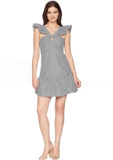Romeo & Juliet Couture Gingham Ruffle Dress