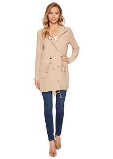ROMEO & JULIET COUTURE Hooded Parka Jacket