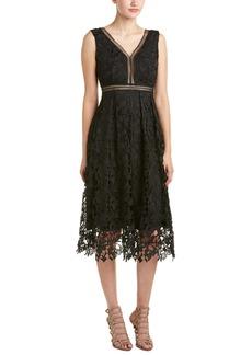 Romeo & Juliet Couture Lace Midi Dress