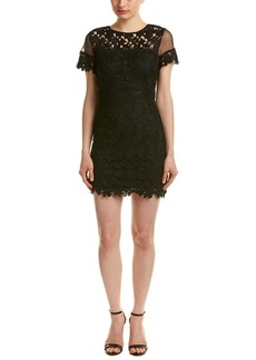 Romeo & Juliet Couture Lace Sheath Dress