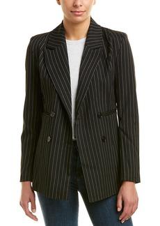 Romeo & Juliet Couture Pinstripe Blazer