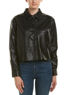 Romeo & Juliet Couture Pleated Jacket