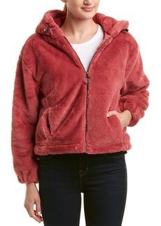 Romeo & Juliet Couture Plush Jacket