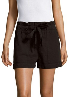 Romeo & Juliet Couture Ruffled Waist Shorts