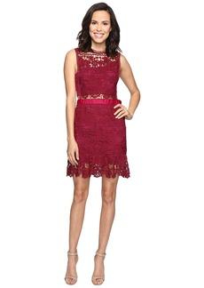 ROMEO & JULIET COUTURE Sleeveless Lace Knit Dress