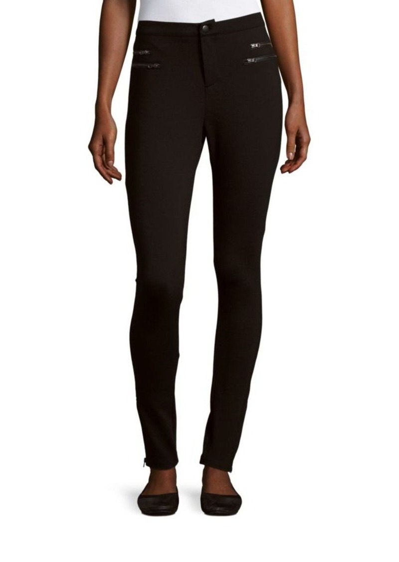 Romeo & Juliet Couture Slim-Fit Ankle-Length Pants