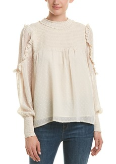 Romeo & Juliet Couture Smocked Top