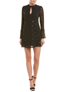 Romeo & Juliet Couture Star Embroidered A-Line Dress