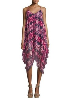 Romeo & Juliet Couture Tie-Dye Trapeze Dress