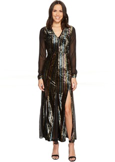 ROMEO & JULIET COUTURE Velvet Dress