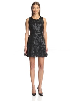 Romeo & Juliet Couture Women's Mesh Dress  M