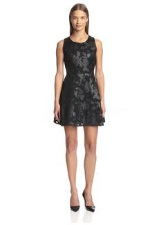 Romeo & Juliet Couture Women's Mesh Dress  M