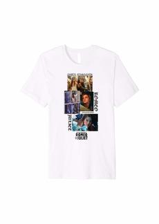 Romeo & Juliet Couture Romeo & Juliet Lovers Photo Collage Premium T-Shirt