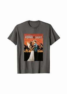 Romeo & Juliet Couture Romeo & Juliet Orange Kissing Keyart T-Shirt