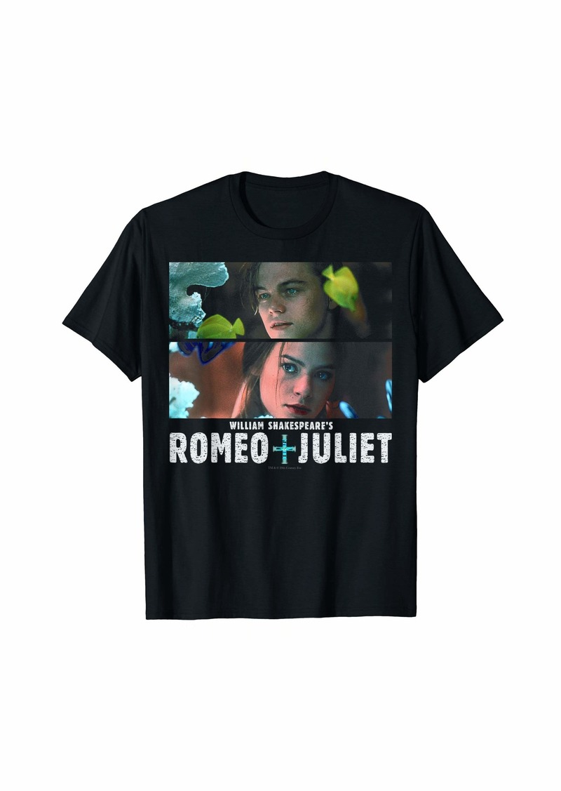 Romeo & Juliet Couture Romeo & Juliet Portrait Panels T-Shirt