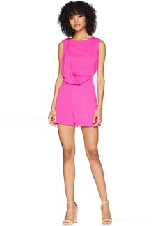 Romeo & Juliet Couture Rouched Romper