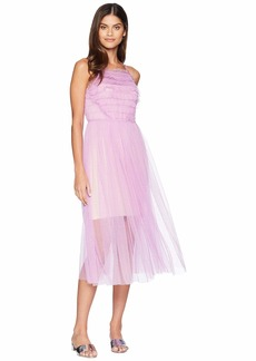 Romeo & Juliet Couture Ruffle Mesh Dress