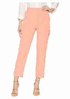 Romeo & Juliet Couture Side Ruffle Pants