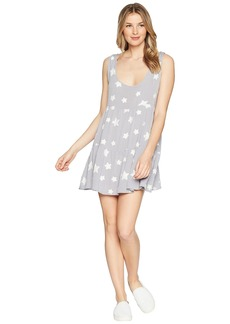 Romeo & Juliet Couture Star Motif Lace-Up Back Dress