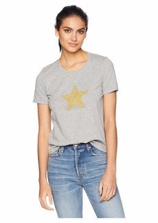 Romeo & Juliet Couture Star Motif T-Shirt
