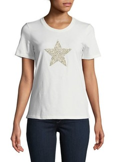 Romeo & Juliet Couture Star-Studded Tee
