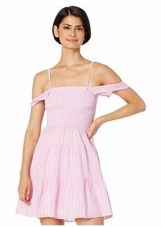 Romeo & Juliet Couture Woven Stripe Dress
