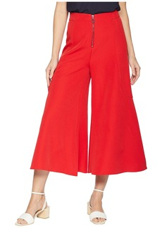 Romeo & Juliet Couture Woven Wide Pants