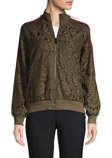 Ronny Kobo Binta Lace Track Jacket