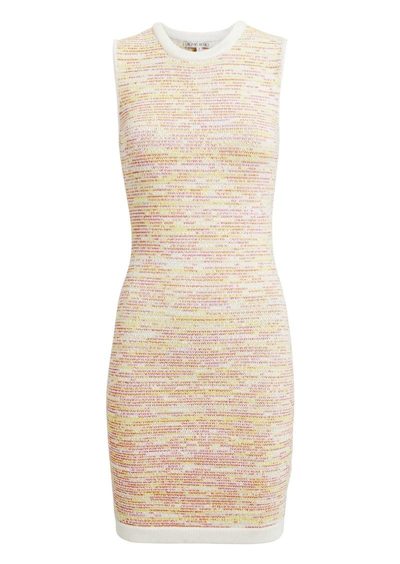 8eabd3c6b6c62 Ronny Kobo Delta Tweed Mini Dress