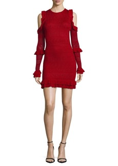 Ronny Kobo Lace Bodycon Dress