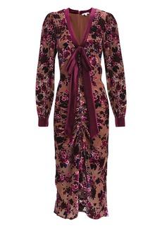Ronny Kobo Nicolette Midi Dress