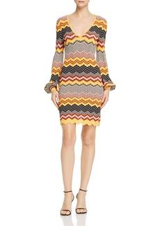 Ronny Kobo Elexis Knit Mini Dress