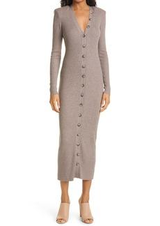 Ronny Kobo Vianne Long Sleeve Sweater Dress
