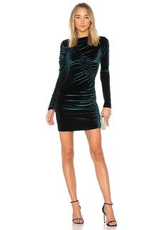 Ronny Kobo Yarden Velvet Dress