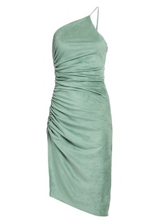 Ronny Kobo Zarma Ruched Dress