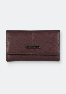 Roots Ladies Medium Compact Clutch Wallet
