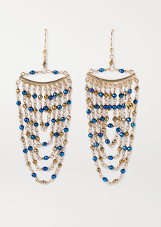 Rosantica Aurora Gold-tone Beaded Earrings