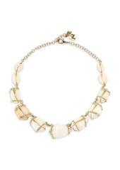 Rosantica Beatrix Shell Collar Necklace