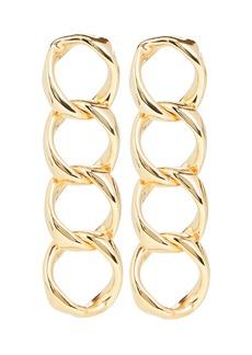 Rosantica Binari Chain-Link Drop Earrings