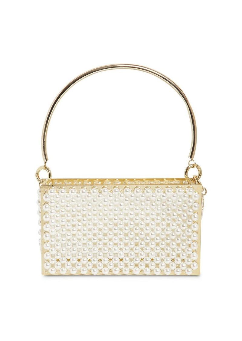 Rosantica Calipso Embellished Top Handle Bag