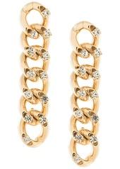 Rosantica chain drop earrings
