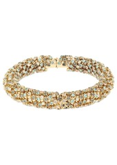 Rosantica Chaos Multicolor Bracelet W/ Crystals