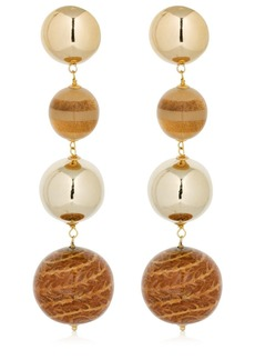 Rosantica Cical Clip-on Earrings