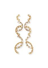 Rosantica Cristallo Pearl & Crystal Earrings