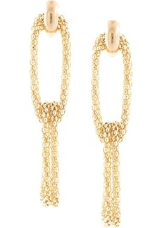Rosantica drape style earrings