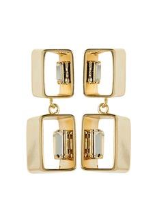 Rosantica Eleonor Crystal Link Earrings